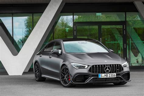 Amg cla 35 coupe specifications. 2020 Mercedes-AMG CLA 45 Review, Trims, Specs and Price ...