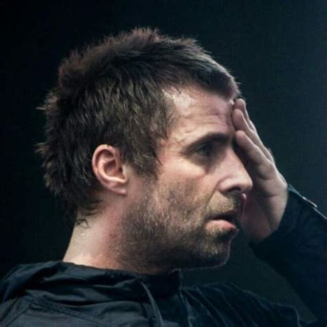 liam gallagher haircut mens hairstyles haircut