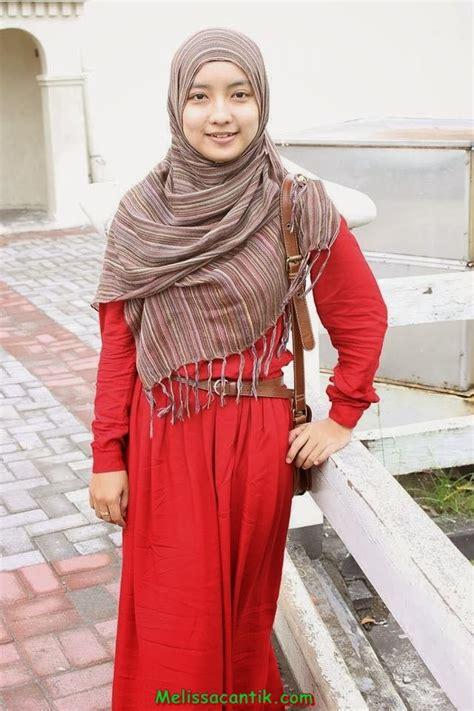 foto pesona cewek madura cantik  jilbab kumpulan
