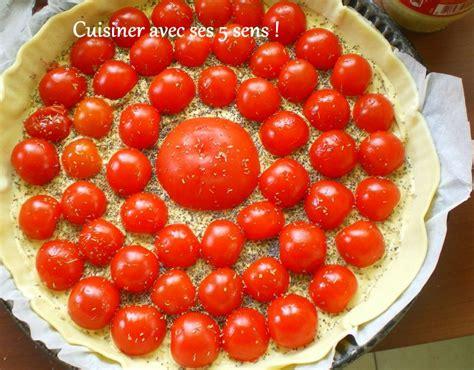 cuisiner les tomates cerises tarte tatin aux tomates cerises cuisiner avec ses 5 sens