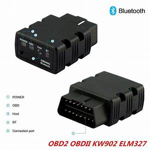 Obd Bluetooth Adapter Testsieger : kw902 obdll obd2 elm327 bluetooth car auto diagnostic tool ~ Kayakingforconservation.com Haus und Dekorationen