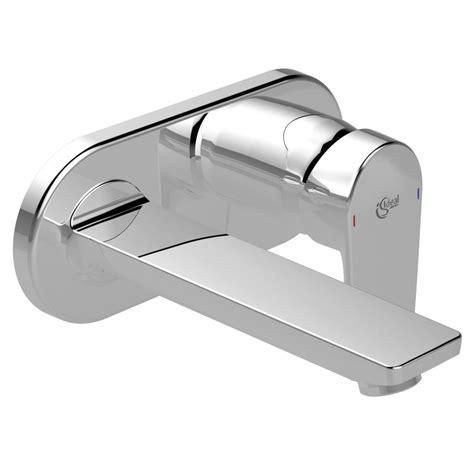 rubinetto ideal standard rubinetto a parete per lavabo con paffoni green gr161cr