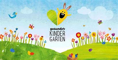 Behance Gesunder Kindergarten