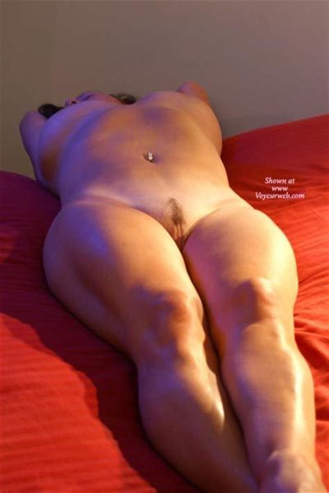 Nude Lying On Bed With Legs Crossed November 2006
