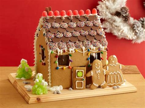 gingerbread house  people recipes cooking channel