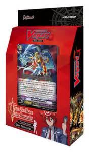 cardfight vanguard g trial deck vol 9 true zodiac time