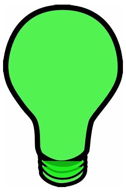 Clipart Lightbulb Clip Bulb Royalty Clker Clipground