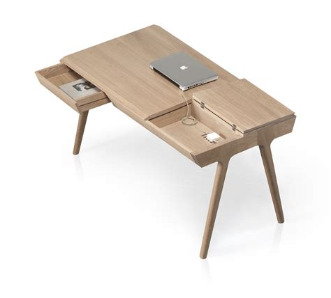 desk with hidden compartments metis has three drawers two lidded sections and one