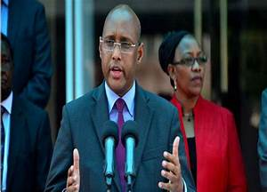 Kenya's development agenda on right track - CS Mohamed