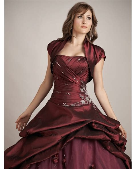 wine colored evening gown best 25 wine colored dresses ideas on maroon