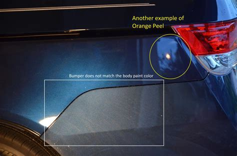 2014 Honda Odyssey Paint Problems With Peeling, Color