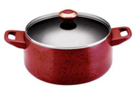 amazoncom paula deen signature porcelain nonstick  piece cookware set pear speckle enamel