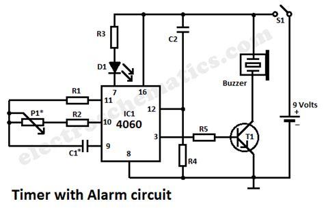 Alarm Circuit Page Security Circuits Next