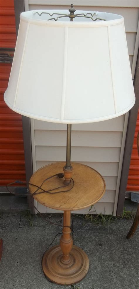 End Table Lamp Combo  Lighting And Ceiling Fans. 3 Drawer Dresser With Hutch. Kent Coffey Desk. Apartment Kitchen Table. 3 Drawer Nightstand