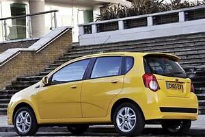 Chevrolet Aveo 2011 Especificaciones Tecnicas