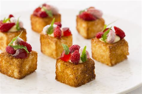 canapes recipes canapes