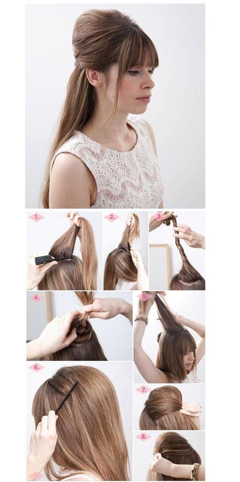 top  long hair tutorials  night  top inspired