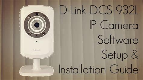 ip setup software d link dcs 932l ip software setup installation