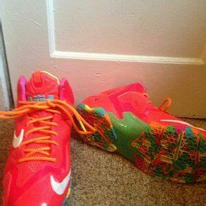 off Nike Shoes Fruity pebble foams from Eric s