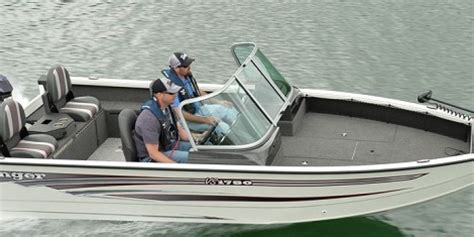 Aluminum Fishing Boat Magazine by New Aluminum V Line From Ranger Boats Outdoor
