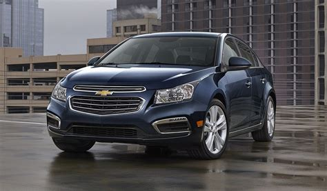 Chevrolet Car : New 2016 Chevy Cruze To Sell Alongside Older 'cruze Limited