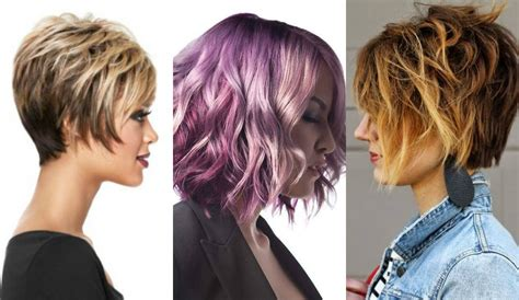 Stacked Bob Hairstyles For 2019