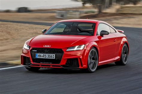 best audi tt rs audi tt rs coupe 2016 review by car magazine