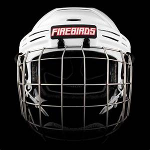 Hockey Helmet Front Nameplate Decals, Hockey Decals and More