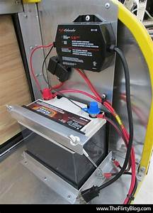 Trailer Update  Overhead Shelf Angles  Battery Charger