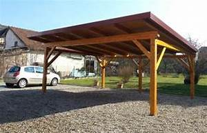 Image of: Abriboa Accueil Vente En Ligne 39 Abri En Boi En Kit Considerations On Choosing The Safest Carport Designs