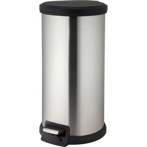 better homes and gardens 30 liter step trash can