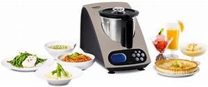 Robot Mixeur Multifonction : robot cuiseur mixeur multifonction ustensiles de cuisine ~ Mglfilm.com Idées de Décoration