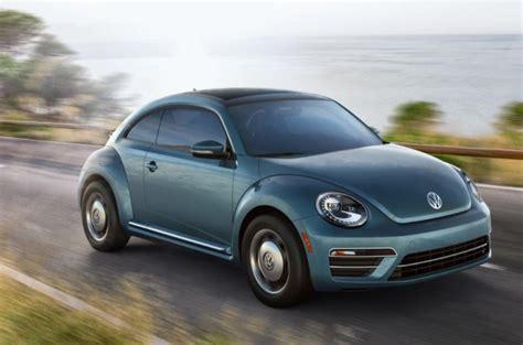 What Is The New 2018 Volkswagen Beetle Coast?
