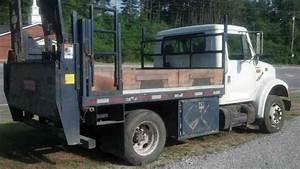 International 4300  2003    Flatbeds  U0026 Rollbacks