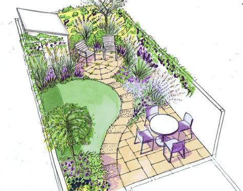 Gartenideen Kleiner Garten Der Stadt by Entwurf F 252 R Einen Kleinen Garten In Der Stadt Mit Kleinem