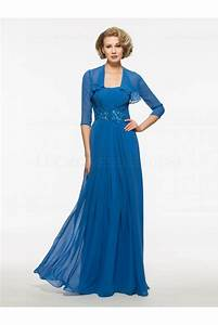 Light Pink Lace Mother Of The Bride Dress Long Blue Chiffon Mother Of The Bride Dresses With A