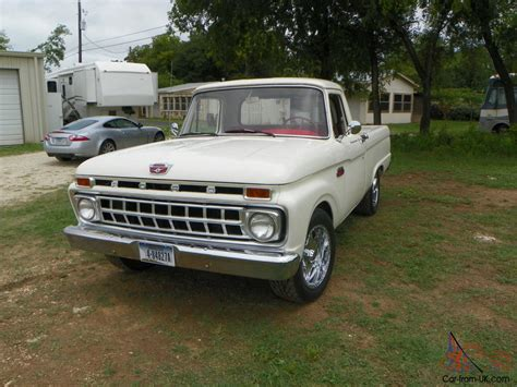 1965 Ford Truck by 1965 Ford F 100 Custom Cab Truck