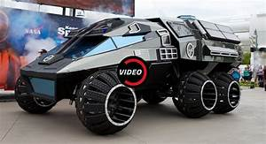 NASA's Mars Rover Concept Looks Out Of This World