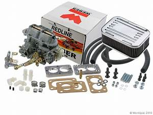 Jeep Cherokee Weber 38 Dges Carburetor Kit K551