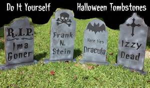 Funny Halloween Tombstones Names by Halloween Tombstones Best Images Collections Hd For