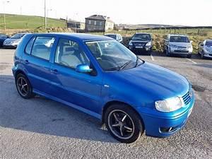 2000 Volkswagen Polo 1 4 Tdi 5 Door Hatchback Blue