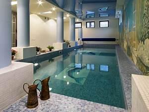 construction et integration d39une piscine interieure dans With construction maison avec piscine interieure