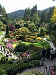 Butchart Gardens Victoria British Columbia Canada
