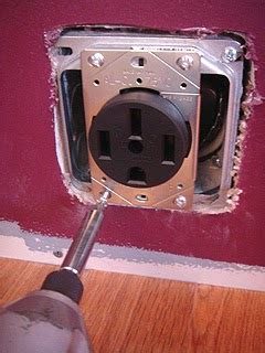 Wiring Electric Stove by Electric Work Range Outlet