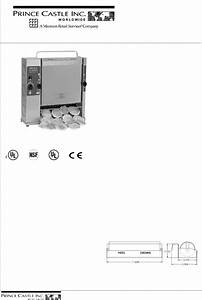 Download Prince Castle Toaster 297 Series Manual And User