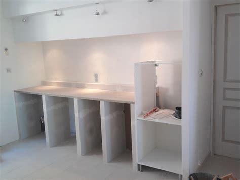 placo hydrofuge cuisine devis cuisine