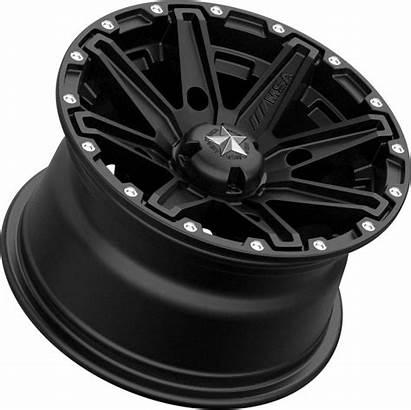 Msa M33 Clutch Wheels Wheel Offroad Side