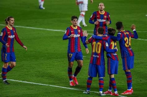 FC Barcelona vs. Real Valladolid FREE LIVE STREAM (4/5/21 ...