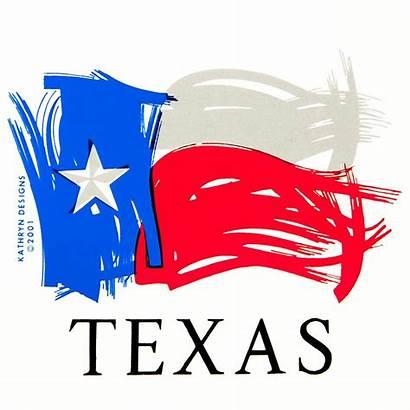 Texas Flag Trivet Porcelain Clipart Graphic Tile