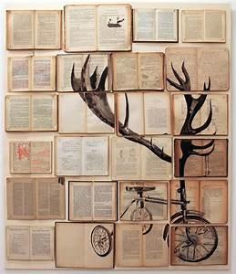 Book Paintings By Ekaterina Panikanova Colossal